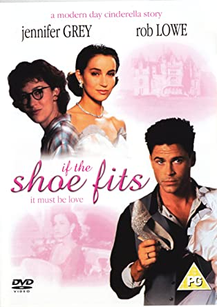 A Cinderella Story If The Shoe Fits Dvd Australia If The Shoe Fits Proper Uk Release Region 2 Pal 1990 Amazon Co Uk Dvd Blu Ray