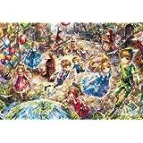 450スモールピース パズルの達人 ファンタジックアート 街のおとぎばなし (26x38cm)