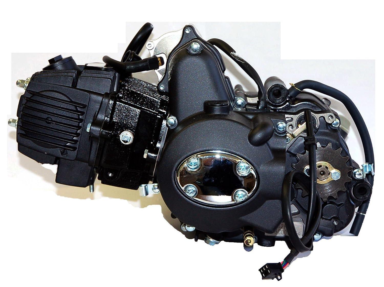 Motor ZongShen 110ccm Rückwärtsgang,Luftkühlung E-Start MiniQuad ...