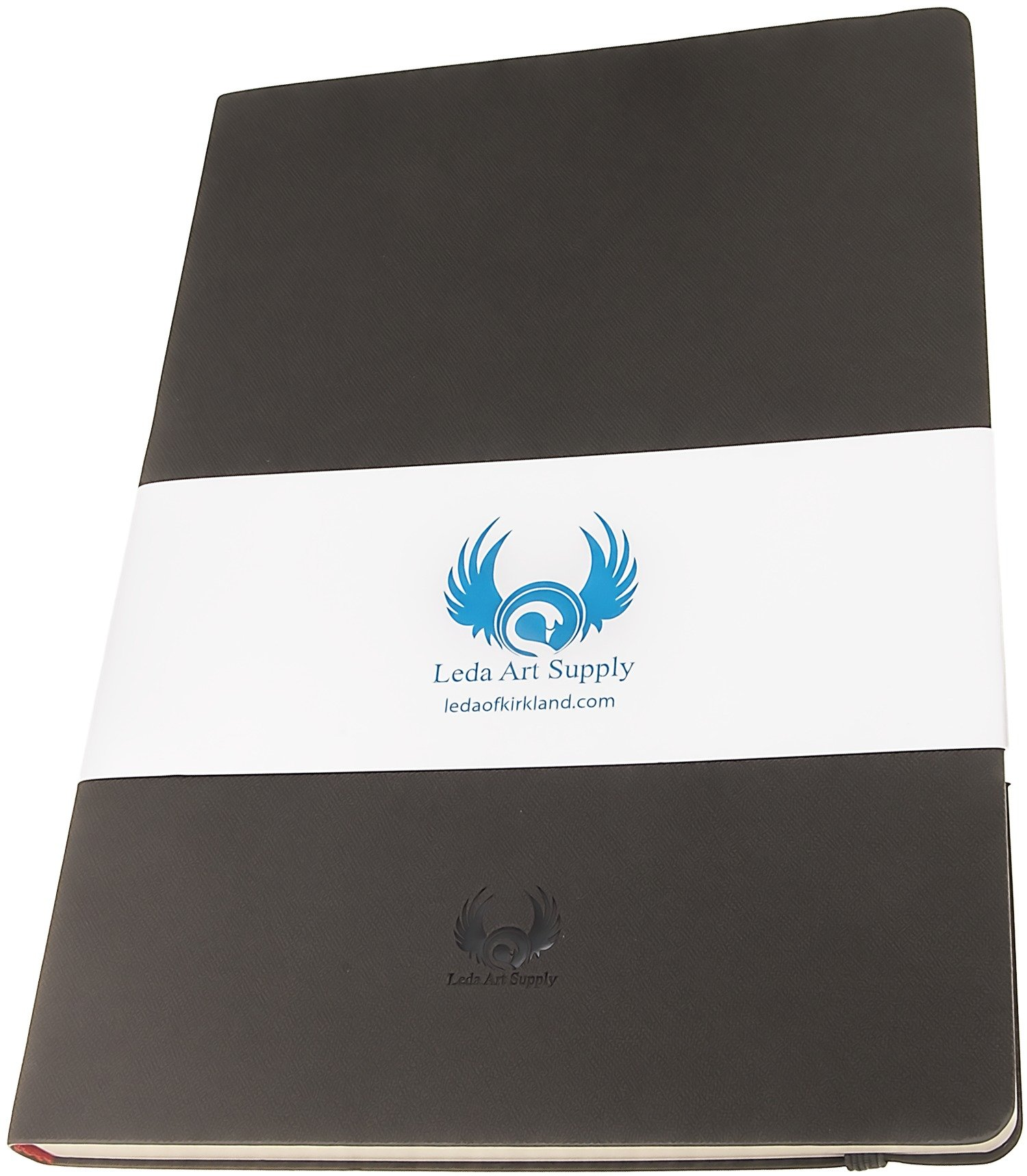 Leda Art Supply X Large Sketchbook for Artists (8.25 x 11.5 inches)