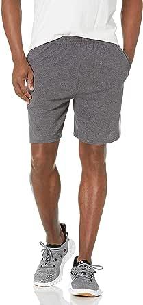 Hanes Mens Jersey Short with Pockets