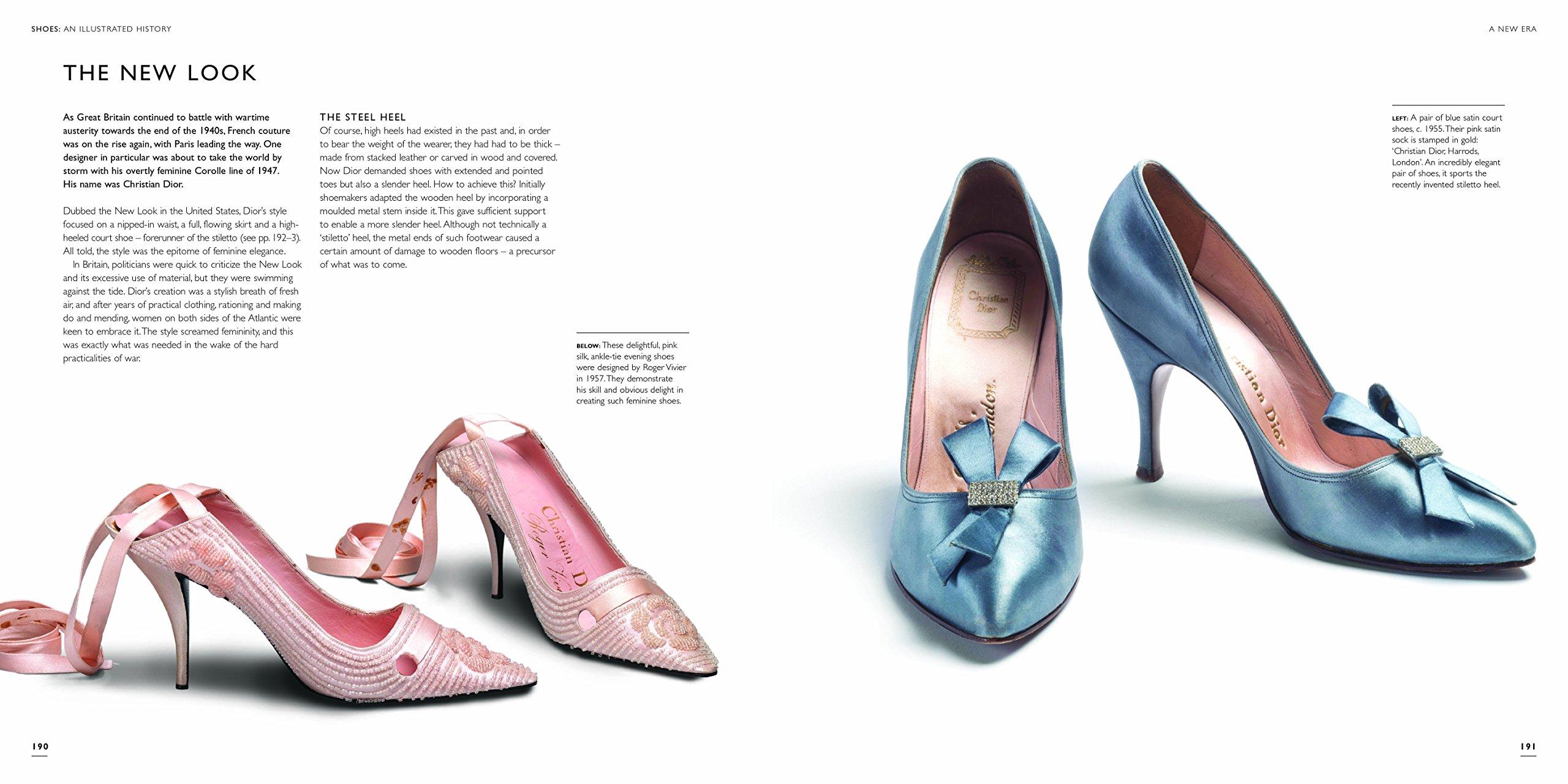 8556c1455b2518 Shoes: An Illustrated History: Amazon.co.uk: Rebecca Shawcross:  9781472531001: Books