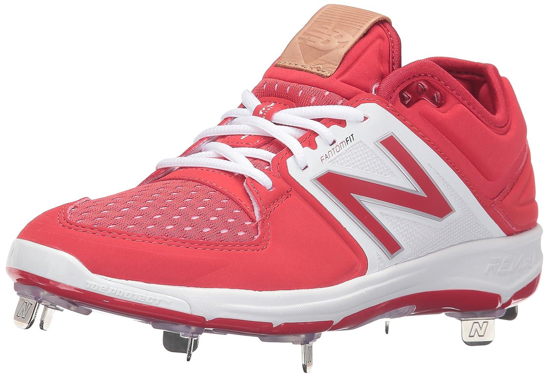 Amazon.com  New Balance Men s L3000v3 Metal Baseball Shoe  Shoes bec34472076