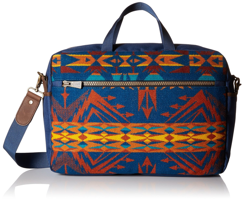 Pendleton Men's Convertible Backpack Messenger, Echo Peaks Blue