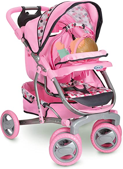 Amazon Com Graco Tolly Tots 3 In 1 Deluxe Travel System Toys Games
