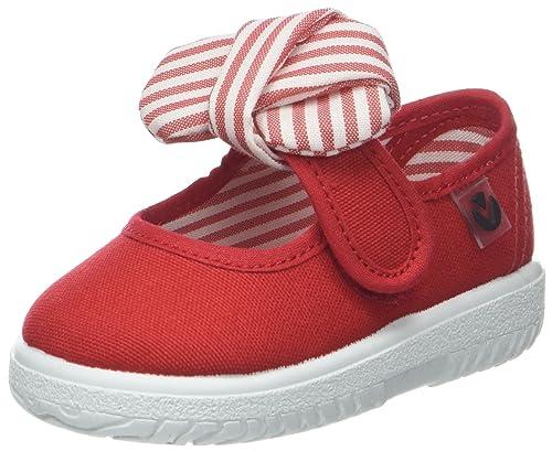 Victoria Mercedes Lona Pañuelo, Bailarinas para Bebés: Amazon.es: Zapatos y complementos