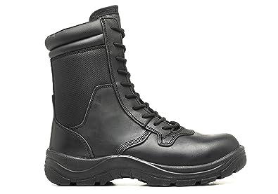 Parade CHAUSSURES DE SECURITE CAST Noir - Chaussures Chaussures de travail Homme