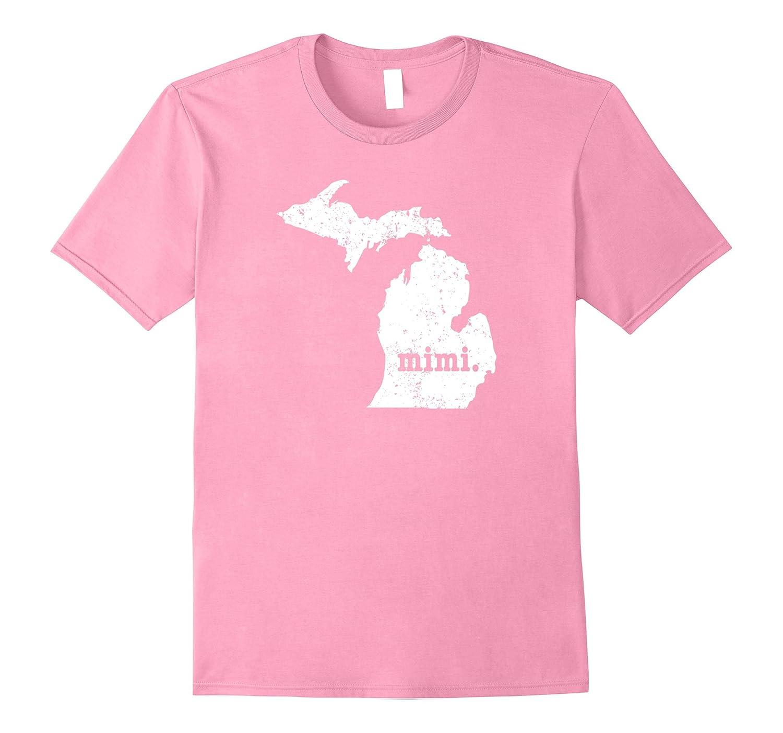 d2ecde3b95da Mimi Shirt Michigan T Shirt Mimi T Shirts Grandma Shirt-Vaci – Vaciuk