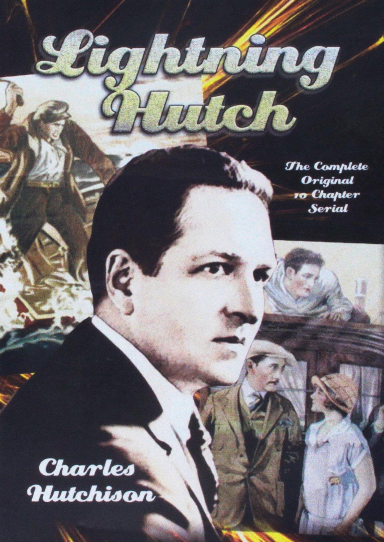 DVD : Lightning Hutch (DVD)