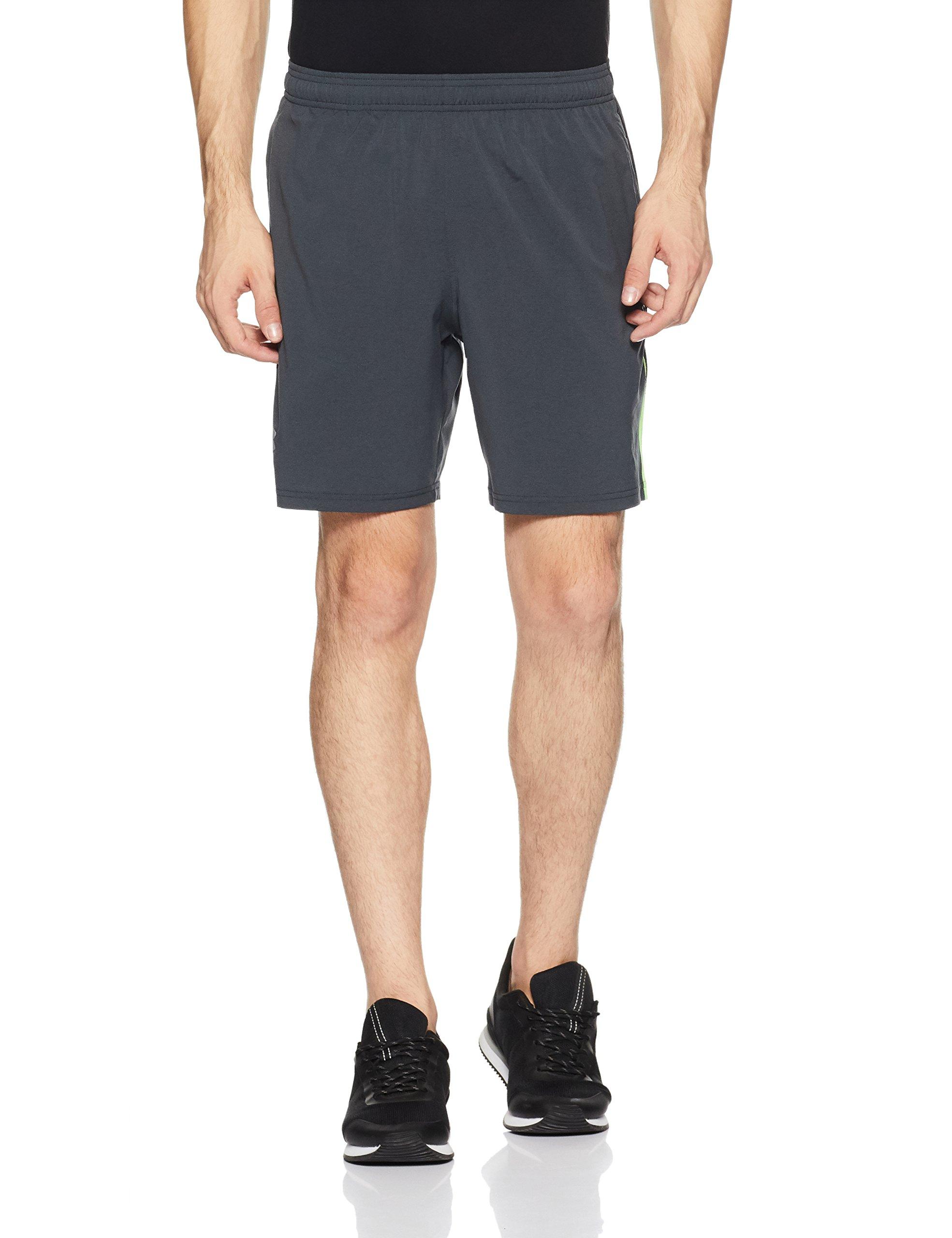 Under Armour Men's Launch Sw 7'' Shorts, Black