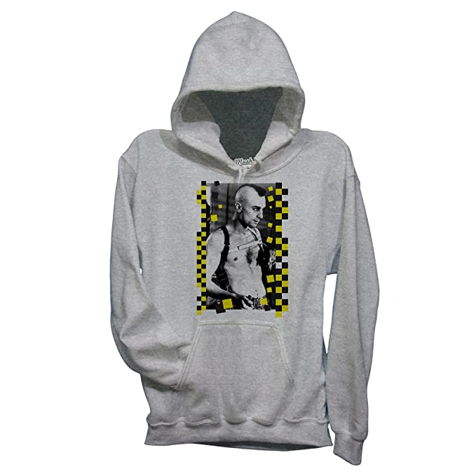 Film Dress Your Style mushF-IT-2698-parent MUSH Felpa Taxi Driver de NIRO Bambini e ragazzi Felpe con cappuccio
