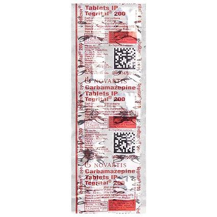 Tegretol np dose generic