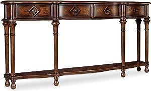 Hooker Furniture 72'' Hall Console, Medium Wood