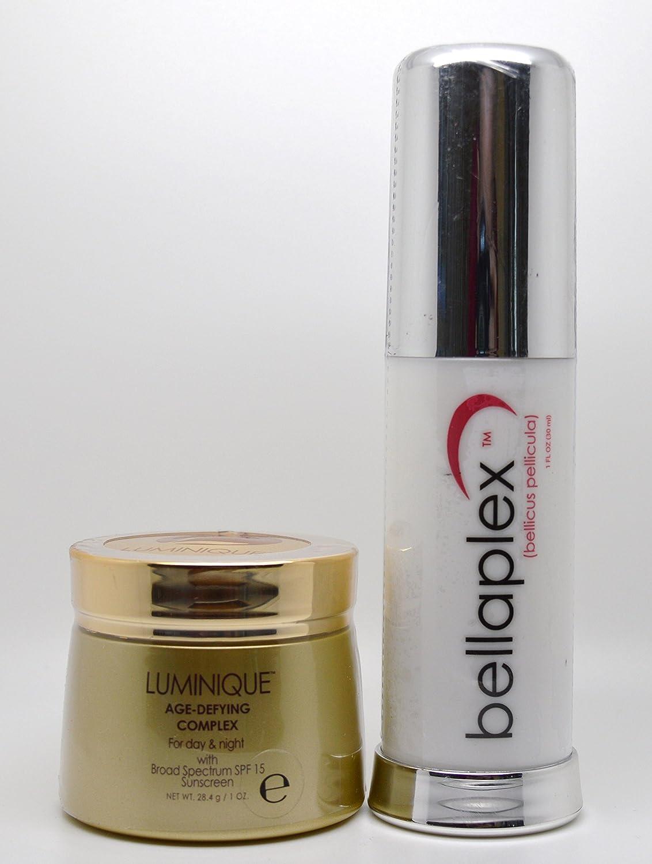 bellaplex piel cuidado de los ojos & luminique complejo ...