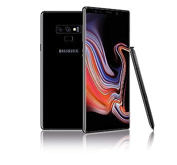 Samsung Galaxy Note 9 (Single SIM) 512 GB 6 4-Inch Android 8 1 Oreo UK  Version SIM-Free Smartphone – Midnight Black