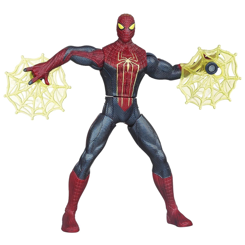Spider-Man Web Battlers Actionfigur: Smashing Saw Spider-Man