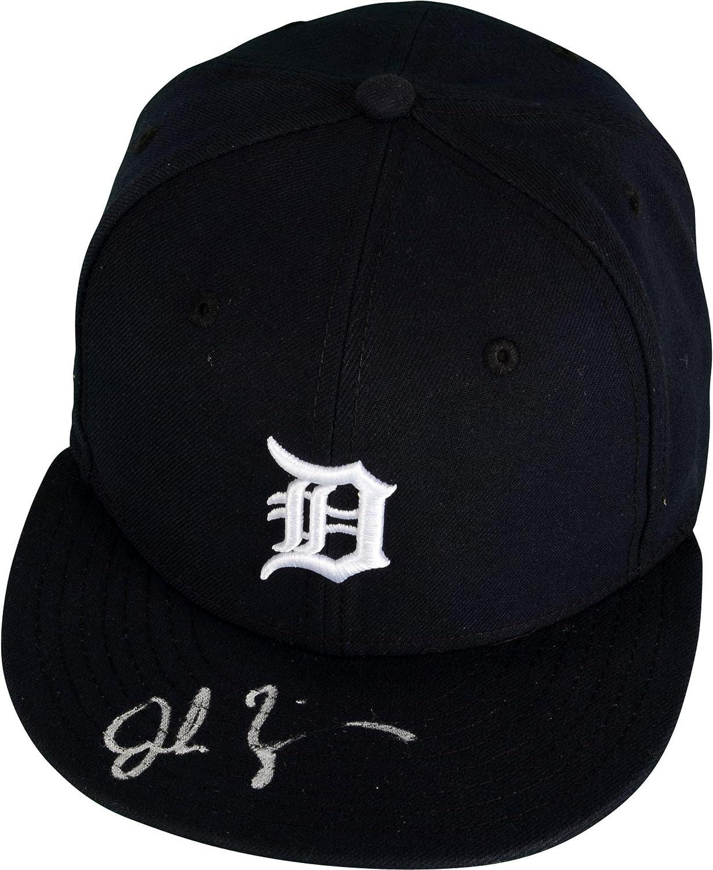 Jordan Zimmermann Tigers Autographed