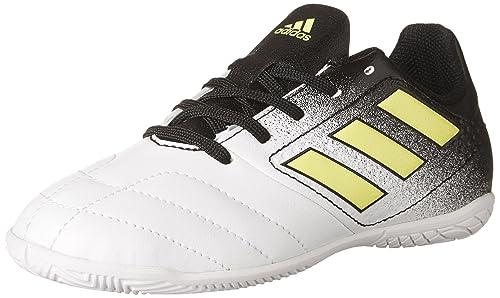 abf1df1c6 adidas Boys  ACE 17.4 Indoor Soccer Shoes