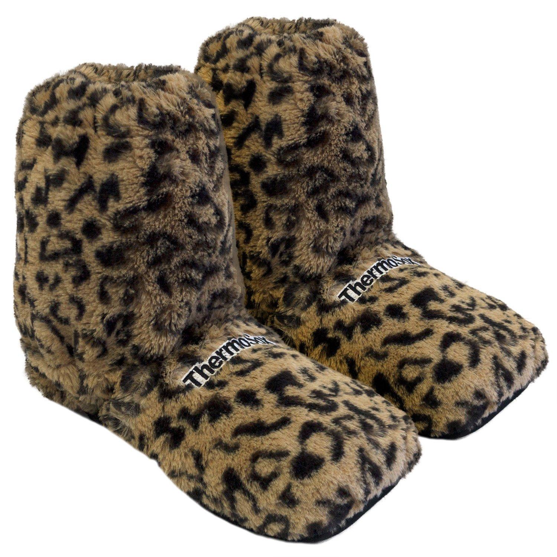 Originale Thermo Thermo Thermo Sox Pantofola - Scaldapiedi in altezza di una calza, riscaldate in microonde dd57d1