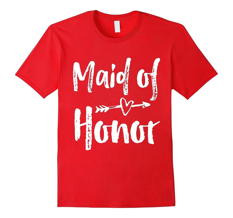 Maid of Honor Shirt-4LVS