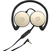 HP Stereo Headset H2800, with Mic, Black/Silk Gold - 2AP94AA