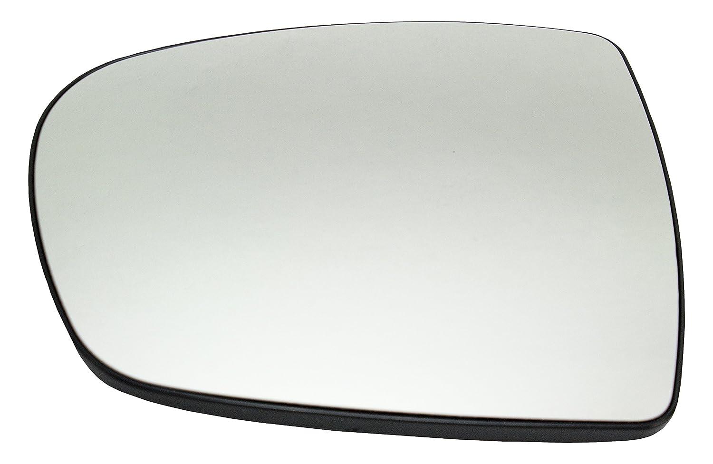 TarosTrade 57-0285-R-47024 Spiegelglas Heizbar Oberes Teil Rechts