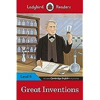 Ladybird Readers Level 6 - Great Inventions: (ELT Graded Reader)