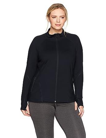 1718bef734f SHAPE activewear Women s Plus Size Training Jacket