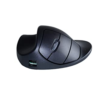 d94e4b2c92c Hippus Handshoe Mouse S Left-handed Wired USB PC Mouse, PC / Mac, 2 Ways:  Amazon.co.uk: Computers & Accessories