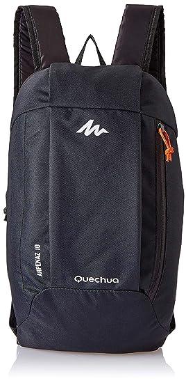 d10dd84d2f9b X-Sports Decathlon QUECHUA Kids Adults Outdoor Backpack Daypack Mini Small  Bookbags10L (Dark Charcoal