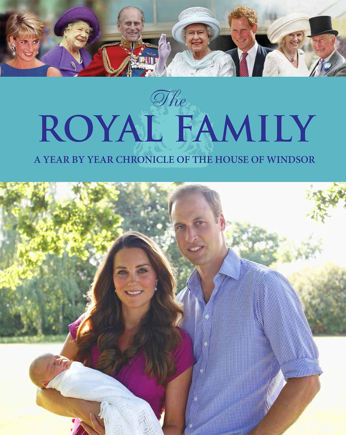 Read Online The Royal Family (Unseen Archives) ebook