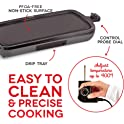 DASH 19.75 Inch X 9.5 Inch Everyday Electric Griddle