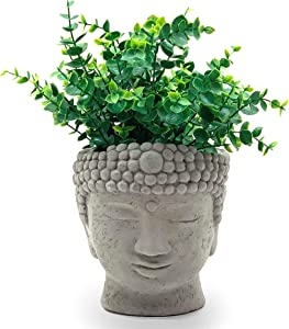 stone-small-buddha-flower-pot