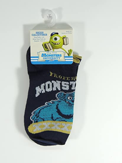 Disney Pixar Monster University Sully Ankle Socks