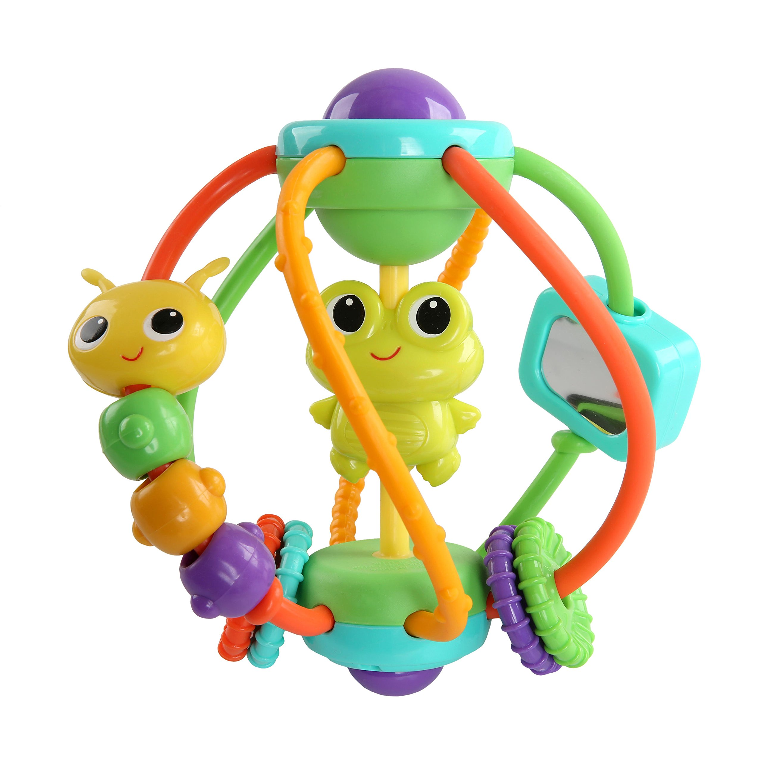 Bright Starts Clack and Slide Activity Ball by Bright Starts
