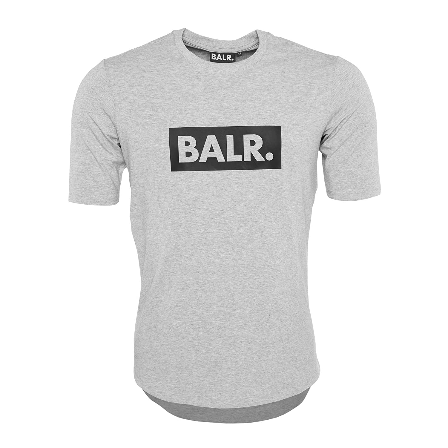 official select for genuine a few days away BALR Club Shirt Grey: Amazon.ca: Clothing & Accessories