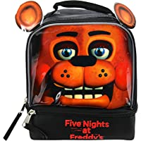 Five Nights at Freddy's Lunch Drop Bottom Lunch Bag