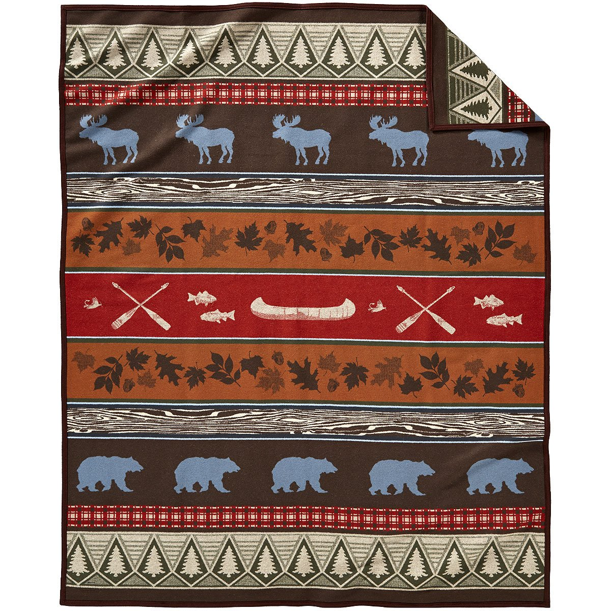 Pendleton Pine Lodge Twin by Pendleton Woolen Mills (Image #2)