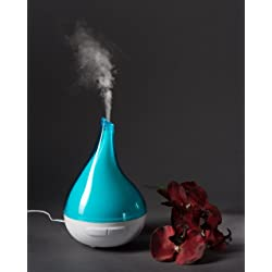 QUOOZ Lull Ultrasonic Aromatherapy Essential Oil Diffuser