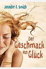 Der Geschmack von Glück (German Edition) Kindle Edition