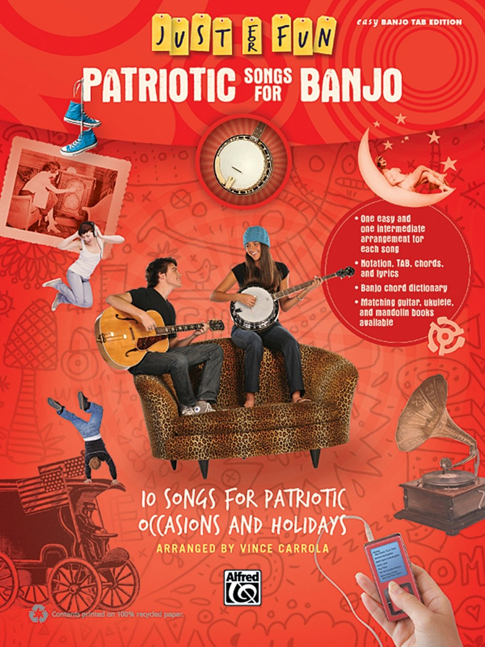 alfred-just-for-fun-patriotic-songs-for-banjo-easy-tab-book