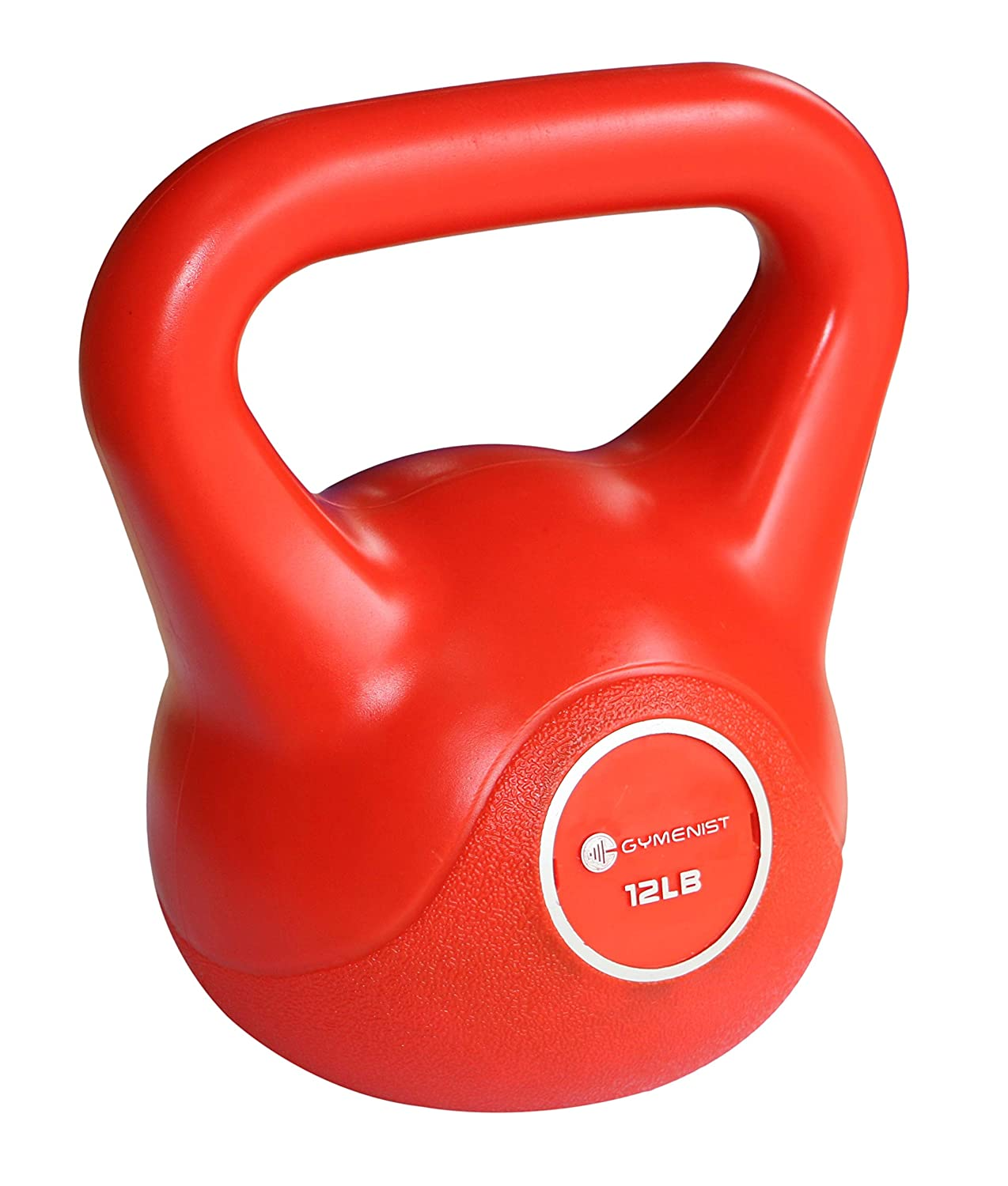 GYMENIST Exercise Kettlebell