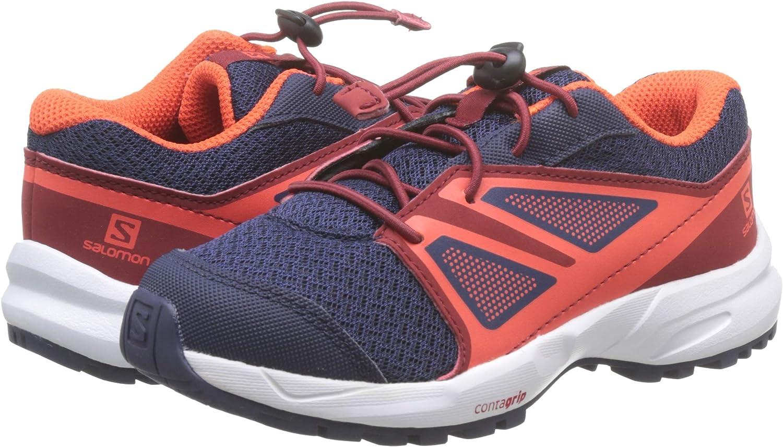 Salomon Sense K, Zapatillas de Trail Running Unisex Niños: Amazon.es: Zapatos y complementos