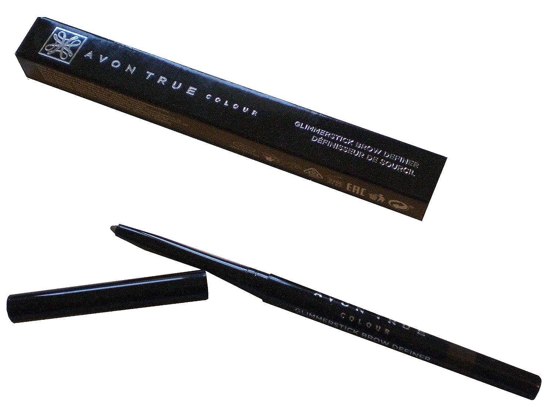 Avon True Colour Glimmerstick Brow Definer - Light Brown
