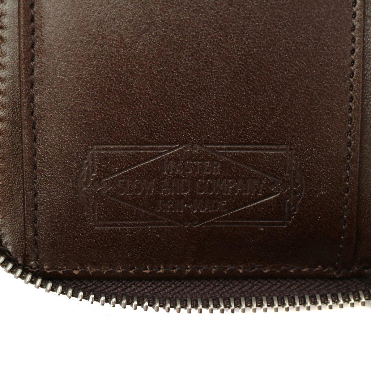 4c865d8938bd Amazon   [スロウ]SLOW ブライドル BRIDLE 二つ折り財布 SO648G グリーン/60   SLOW(スロウ)   財布