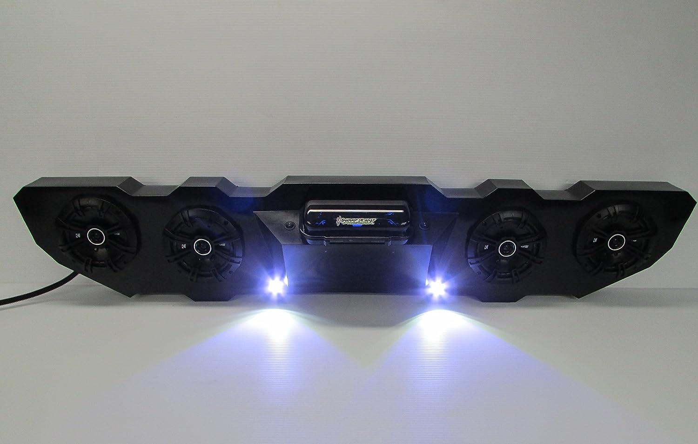 Sd Pioneer1k Honda Pioneer 1000 Radio Stereo System Bt Amaze Fuse Box Utv Side By Cell Phones Accessories