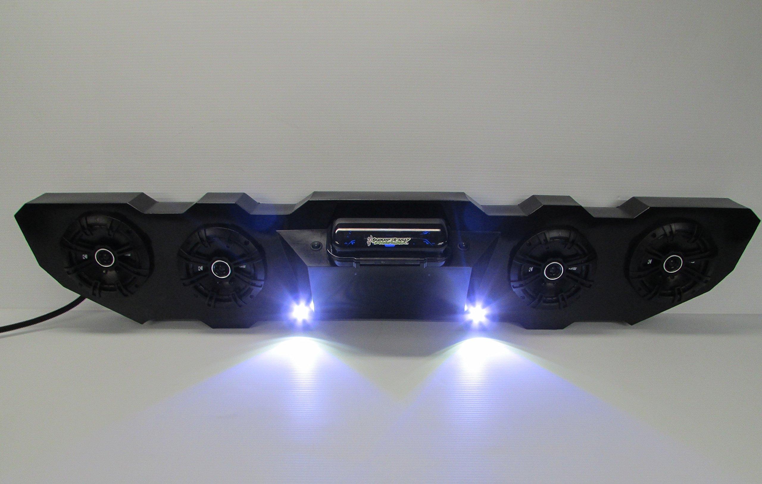 SD PIONEER1K -Honda Pioneer 1000 Radio Stereo System Bluetooth UTV Side by Side by Galena