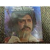 FREDDY FENDER - before the next teardrop falls ABC 2020 (LP vinyl record)