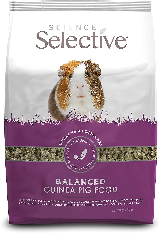 Supreme Petfoods Science Selective Guinea Pig 1.5kg