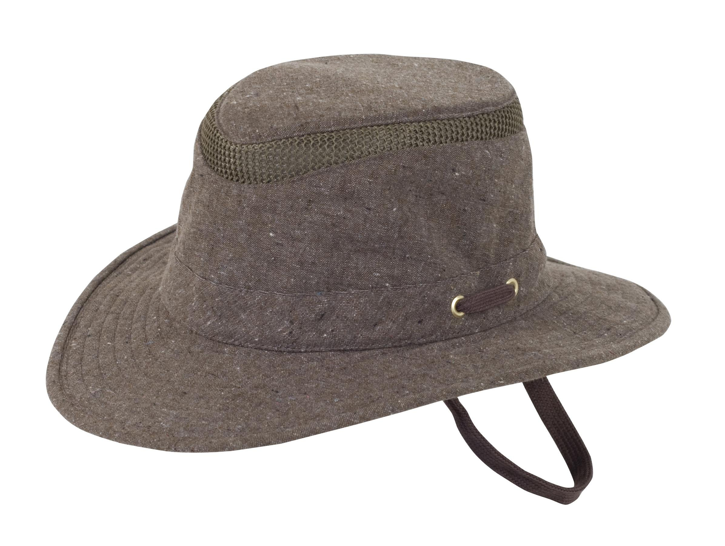 Tilley TMH55 Mash-Up Airflo Hat Brown 77/8